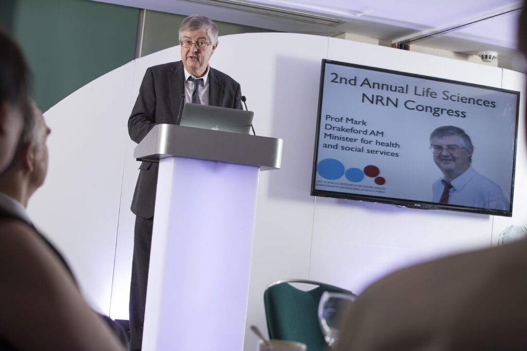 LIFESCIENCES NRN CONGRESS, CARDIFF, 02/12/2015